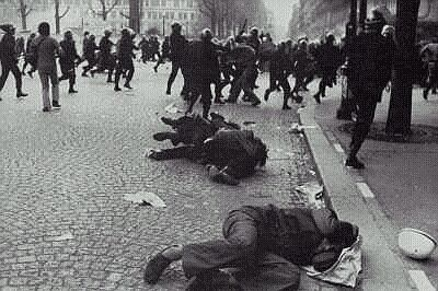 Paris 1968: almost a revolution?