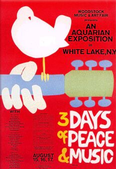 Woodstock: the iconic Sixties event