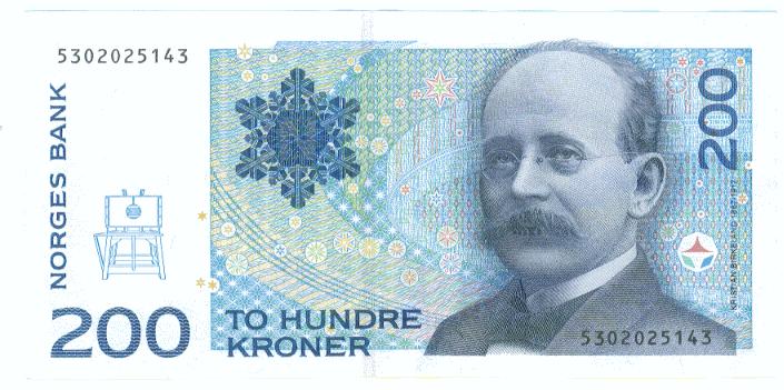 Курс норвежской валюты