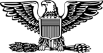 Collar insignia of a U.S. sea forces Captain is similar to that of a Colonel in the land and air forces.