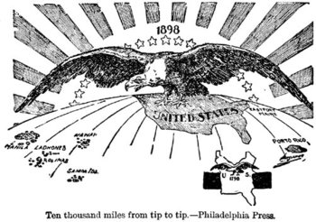 Foreign Policy Contrasts >> History of United States imperialism - Academic Kids