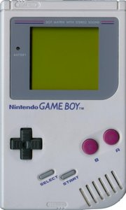 The original Game Boy's design set the standard for handheld gaming consoles.