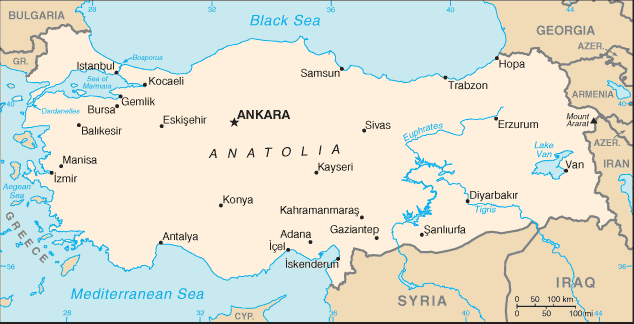 Dardanelles - Academic Kids on